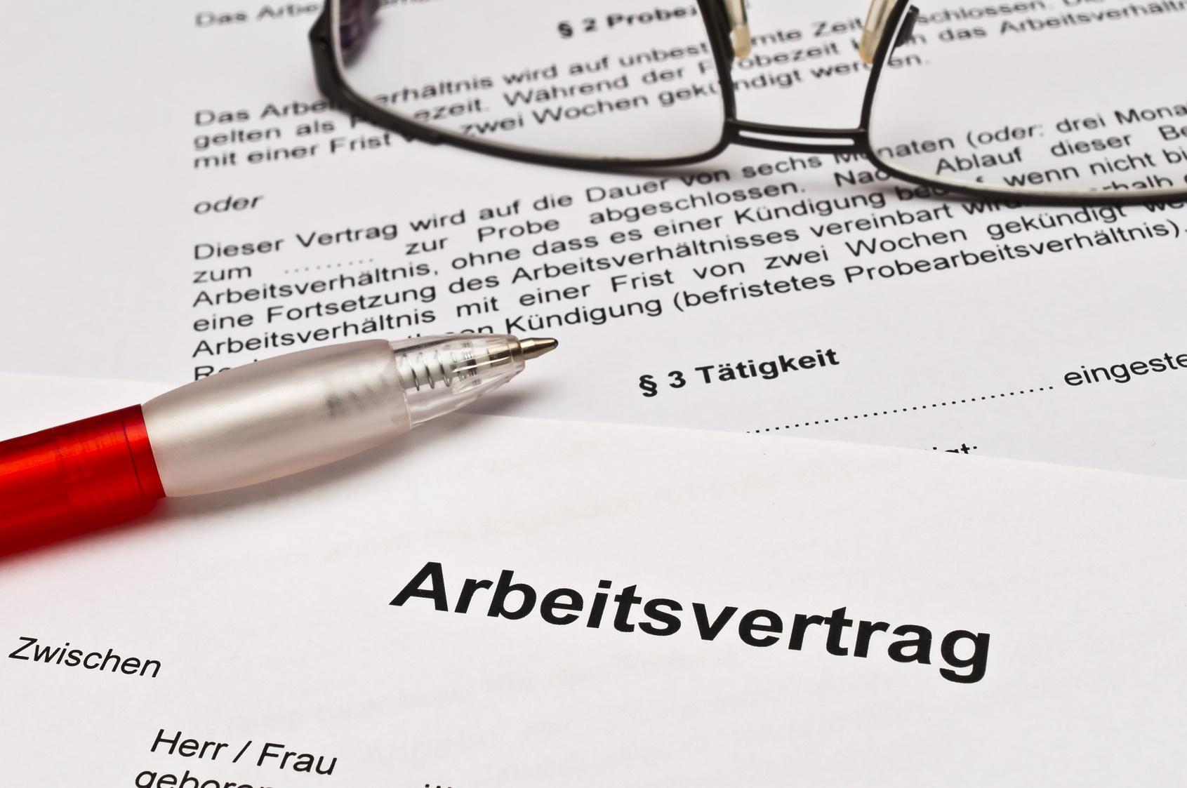 Bewerbungstipps Zahnarzt - Arbeitsvertrag Zahnarzt Konkurrenzklausel